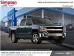 2018 Silverado 1500 Crew Cab 4x2,  Pickup #390870 - photo 4