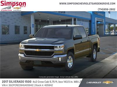 2017 Silverado 1500 Crew Cab 4x2,  Pickup #405942 - photo 1