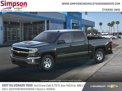 2017 Silverado 1500 Crew Cab 4x2,  Pickup #405942 - photo 3