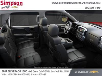 2017 Silverado 1500 Crew Cab 4x2,  Pickup #405942 - photo 6