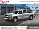 2018 Silverado 1500 Crew Cab 4x2,  Pickup #407891 - photo 3