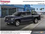 2018 Silverado 1500 Crew Cab 4x4,  Pickup #444747 - photo 3