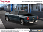 2018 Silverado 1500 Crew Cab 4x2,  Pickup #445284 - photo 2