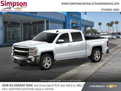 2018 Silverado 1500 Crew Cab 4x2,  Pickup #447348 - photo 3