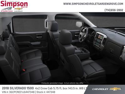 2018 Silverado 1500 Crew Cab 4x2,  Pickup #447348 - photo 6
