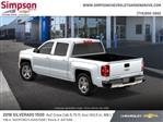 2018 Silverado 1500 Crew Cab 4x2,  Pickup #447348 - photo 2