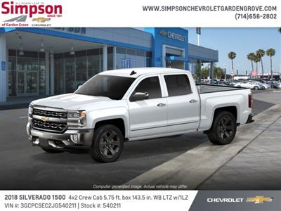 2018 Silverado 1500 Crew Cab 4x2,  Pickup #540211 - photo 3