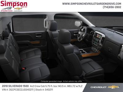 2018 Silverado 1500 Crew Cab 4x2,  Pickup #540211 - photo 6
