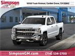 2018 Silverado 1500 Crew Cab 4x2,  Pickup #540211 - photo 1