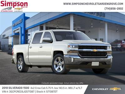 2018 Silverado 1500 Crew Cab 4x2,  Pickup #571387DT - photo 4