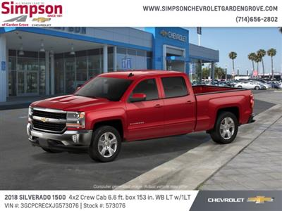 2018 Silverado 1500 Crew Cab 4x2,  Pickup #573076 - photo 3
