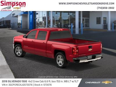 2018 Silverado 1500 Crew Cab 4x2,  Pickup #573076 - photo 2