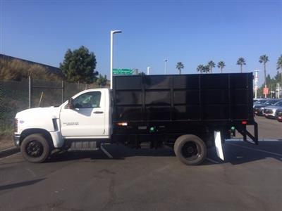 2020 Silverado 5500 Regular Cab DRW 4x2,  Marathon Landscape Landscape Dump #611591 - photo 3