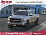 2018 Silverado 1500 Crew Cab 4x2,  Pickup #645477 - photo 1