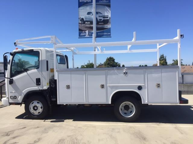 2020 Chevrolet LCF 3500 Regular Cab 4x2, Harbor Service Body #800290 - photo 1
