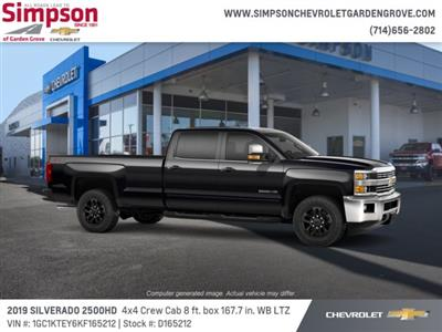2019 Silverado 2500 Crew Cab 4x4,  Pickup #D165212 - photo 3