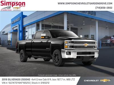 2019 Silverado 2500 Crew Cab 4x4,  Pickup #D165212 - photo 4