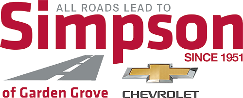 Simpson Chevrolet of Garden Grove logo