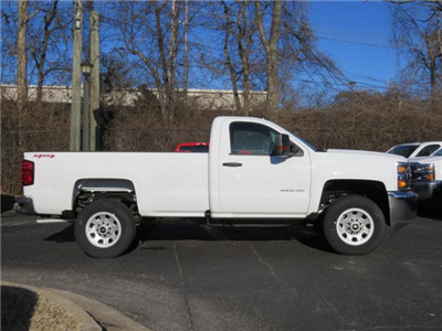 2016 Silverado 3500 Regular Cab 4x4, Pickup #FJ1339 - photo 3