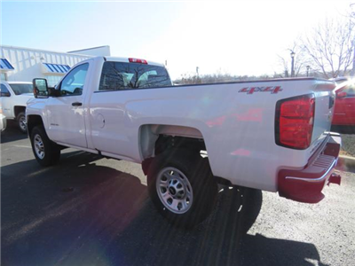 2016 Silverado 3500 Regular Cab 4x4, Pickup #FJ1339 - photo 5