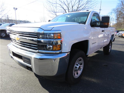 2016 Silverado 3500 Regular Cab 4x4, Pickup #FJ1339 - photo 7