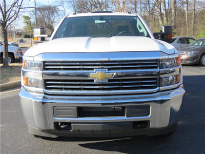 2016 Silverado 3500 Regular Cab 4x4, Pickup #FJ1339 - photo 8