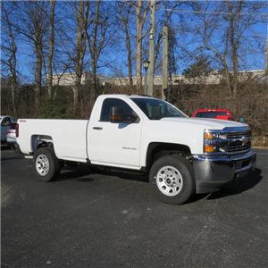 2016 Silverado 3500 Regular Cab 4x4, Pickup #FJ1339 - photo 21