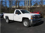 2016 Silverado 3500 Regular Cab 4x4, Pickup #FJ1339 - photo 1