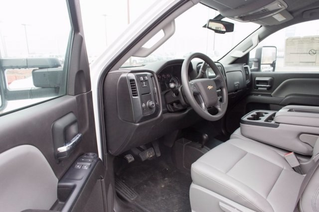 2016 Silverado 2500 Regular Cab 4x4, Palfinger Service Body #FJ1925 - photo 10