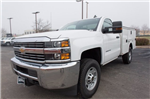 2016 Silverado 2500 Regular Cab 4x4, Palfinger Service Body #FJ1925 - photo 1