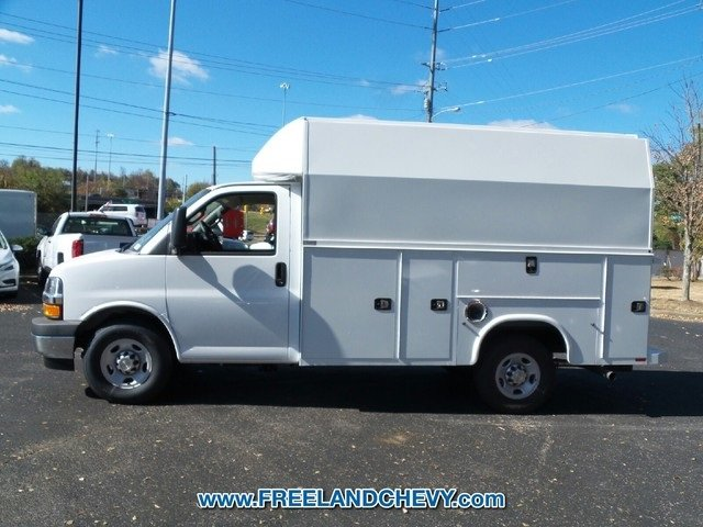 2017 Express 3500, Knapheide Service Utility Van #FK1022 - photo 3