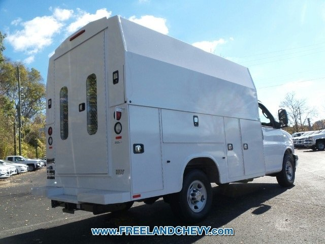 2017 Express 3500, Knapheide Service Utility Van #FK1022 - photo 2