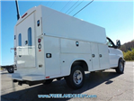 2017 Express 3500, Knapheide Service Utility Van #FK1024 - photo 1