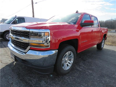 2017 Silverado 1500 Crew Cab 4x4, Pickup #FK1052 - photo 7