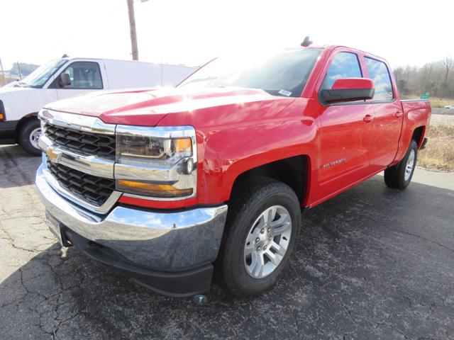 2017 Silverado 1500 Crew Cab 4x4, Pickup #FK1055 - photo 7