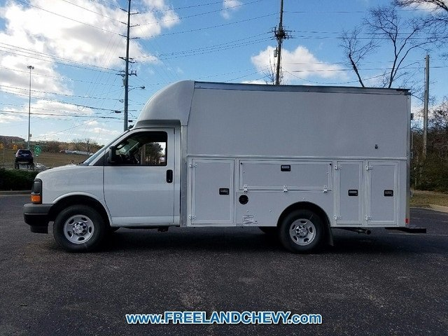 2017 Express 3500, Supreme Service Utility Van #FK1057 - photo 3