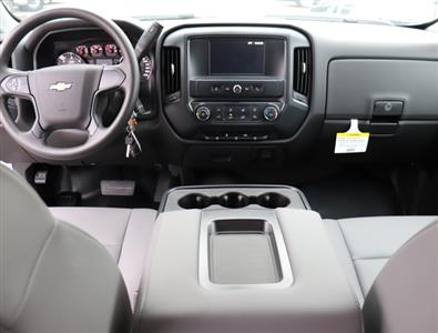 2017 Silverado 3500 Crew Cab 4x4,  Reading SL Service Body #FK1279 - photo 17