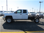 2017 Silverado 3500 Double Cab 4x4, Cab Chassis #FK1341 - photo 6