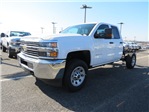 2017 Silverado 3500 Double Cab 4x4, Cab Chassis #FK1341 - photo 7
