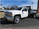 2017 Silverado 3500 Regular Cab DRW 4x2,  Knapheide Value-Master X Platform Body #FK1435 - photo 4