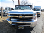 2017 Silverado 3500 Regular Cab DRW 4x2,  Knapheide Value-Master X Platform Body #FK1435 - photo 5