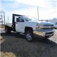2017 Silverado 3500 Regular Cab DRW 4x2,  Knapheide Value-Master X Platform Body #FK1435 - photo 21