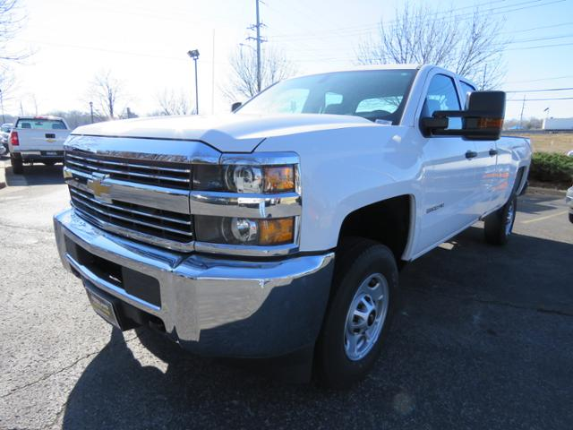 2017 Silverado 2500 Double Cab, Pickup #FK1453 - photo 7