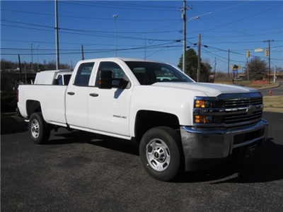 2017 Silverado 2500 Double Cab, Pickup #FK1453 - photo 1