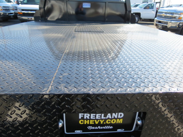 2017 Silverado 3500 Regular Cab DRW 4x4, Freedom Platform Body #FK1460 - photo 14
