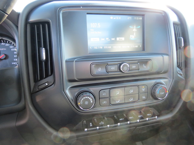2017 Silverado 3500 Regular Cab DRW 4x4, Freedom Platform Body #FK1460 - photo 17