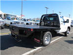 2017 Silverado 3500 Regular Cab DRW 4x4, Freedom Platform Body #FK1460 - photo 1