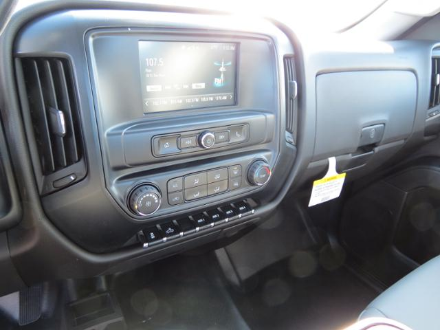 2017 Silverado 3500 Regular Cab DRW 4x4, Platform Body #FK1461 - photo 12