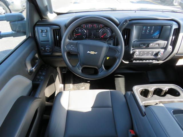 2017 Silverado 3500 Crew Cab DRW 4x4, Service Body #FK1468 - photo 16