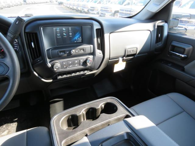 2017 Silverado 3500 Crew Cab DRW 4x4, Service Body #FK1468 - photo 17
